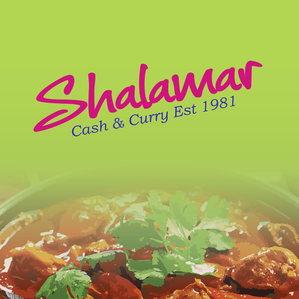 Shalamar Online Takeaway Menu Logo