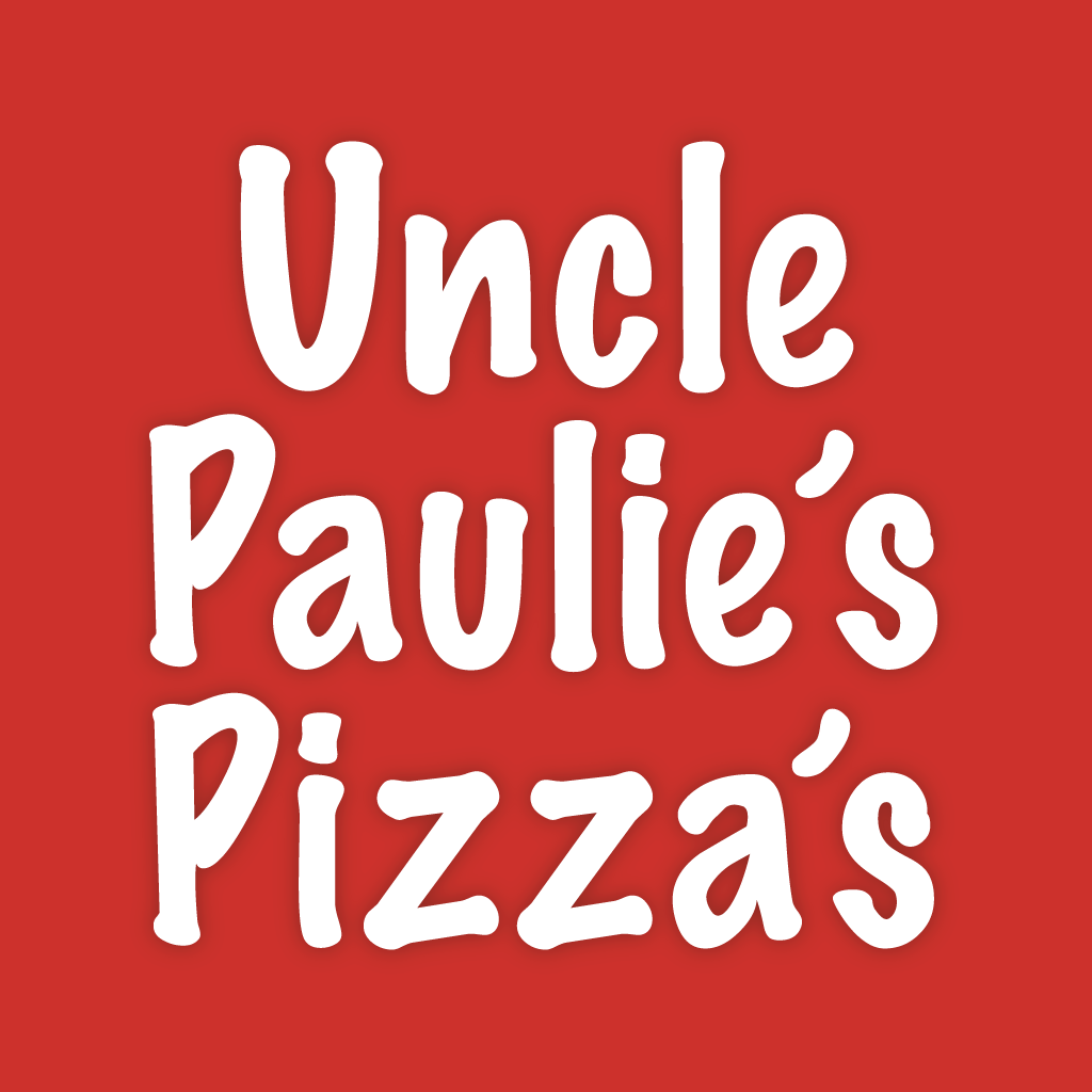 Uncle Paulies Pizza Online Takeaway Menu Logo
