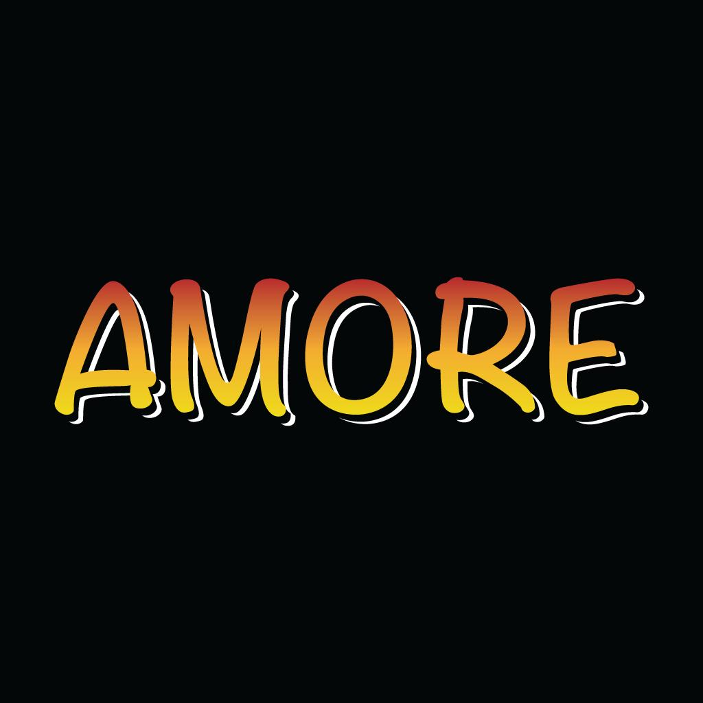 Amore Pizzeria Online Takeaway Menu Logo