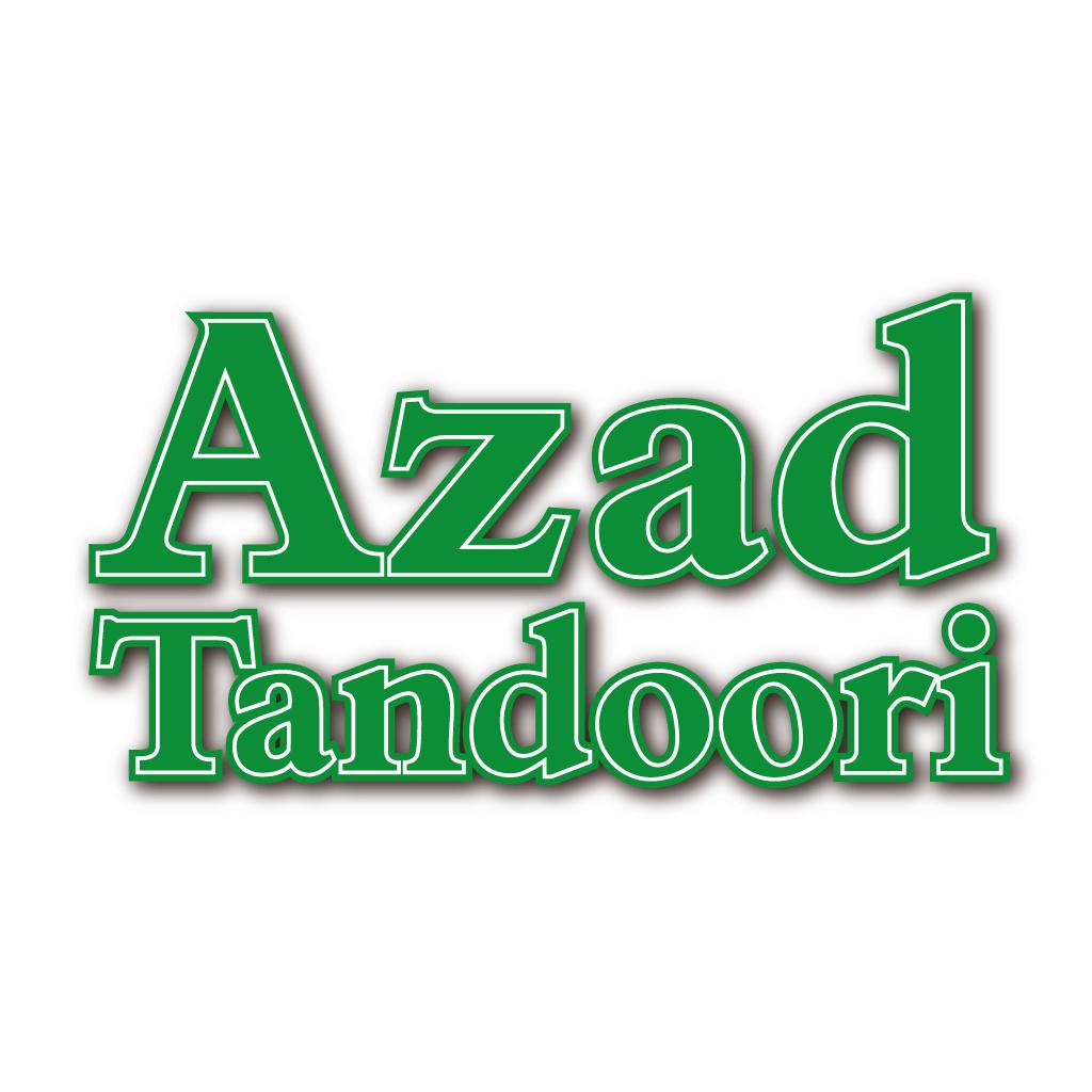 Azad Tandoori Pizzeria Online Takeaway Menu Logo