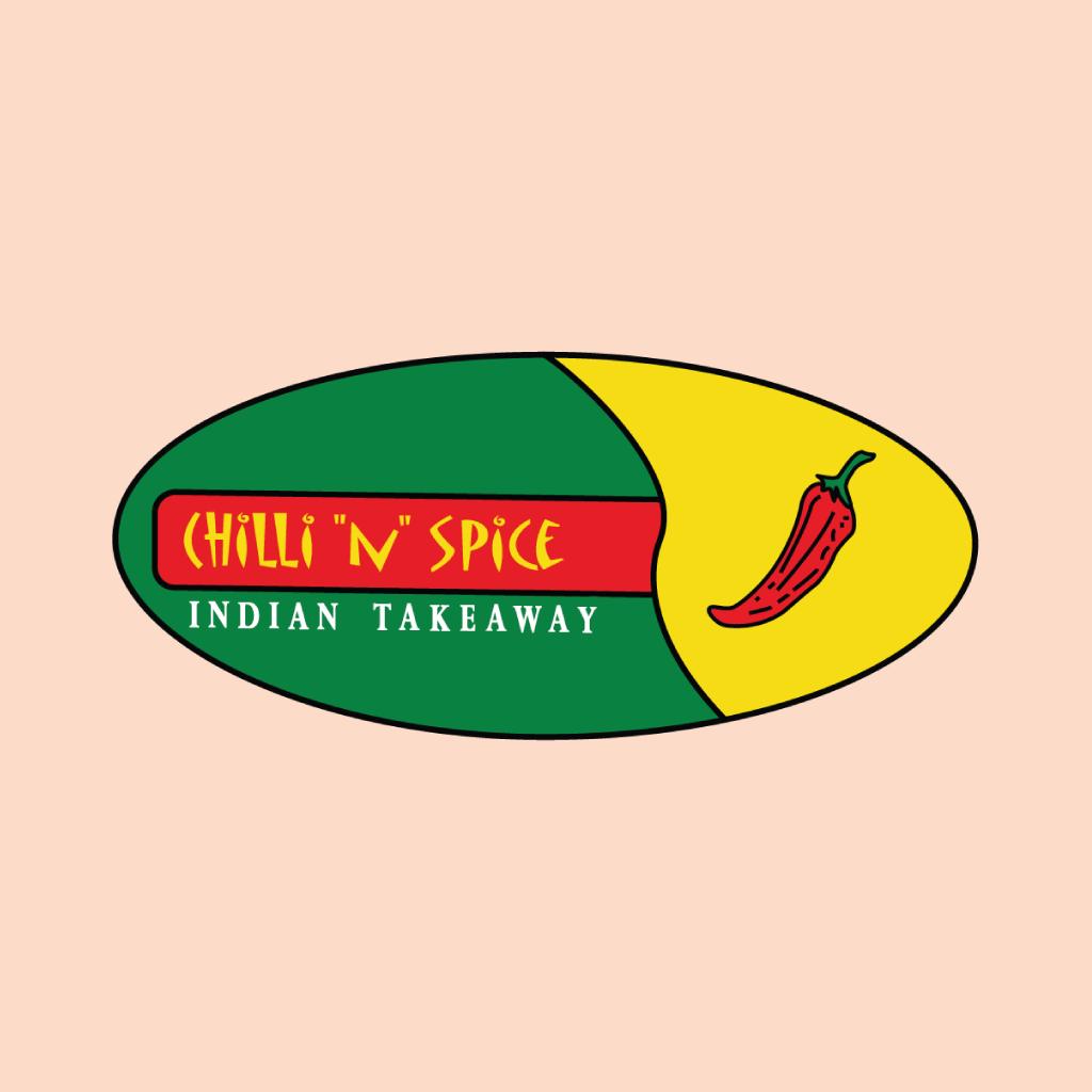 Chilli N Spice Online Takeaway Menu Logo