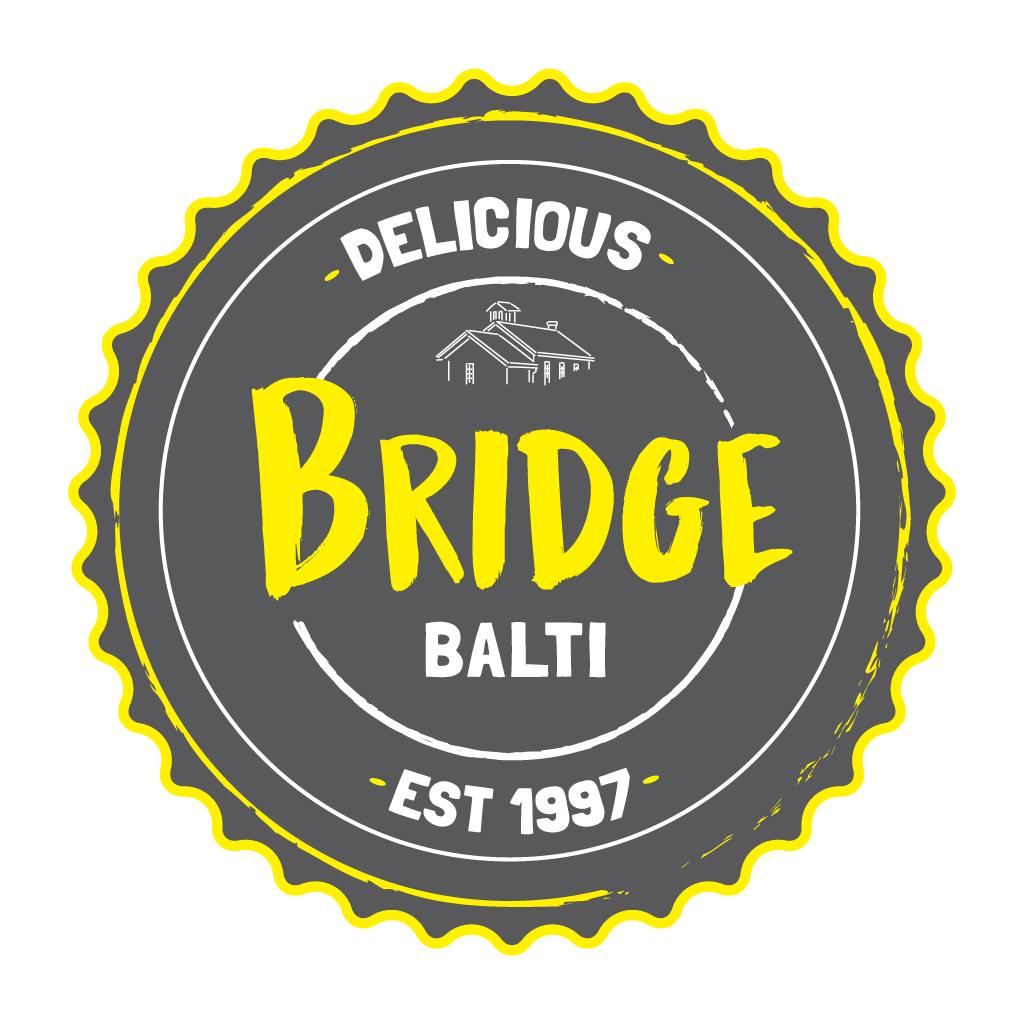 Bridge Balti Online Takeaway Menu Logo
