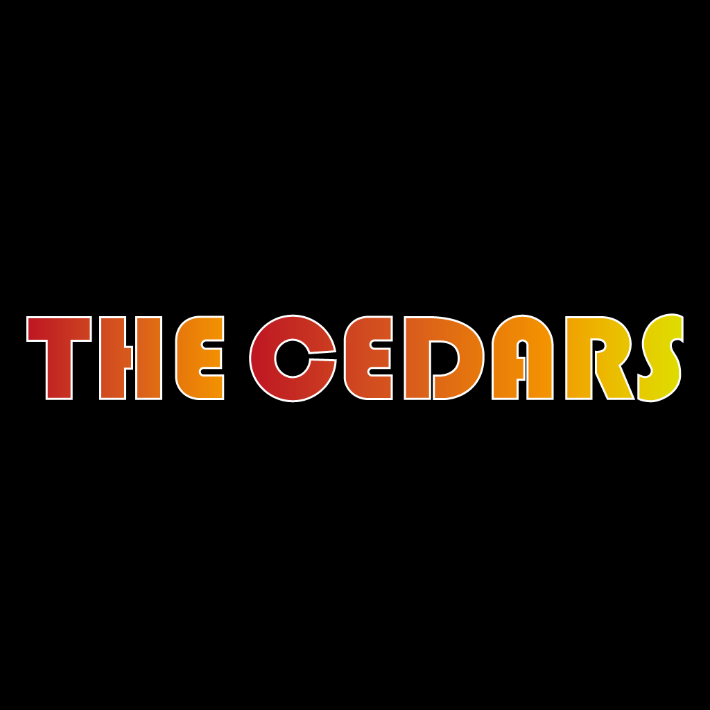 The Cedars Online Takeaway Menu Logo