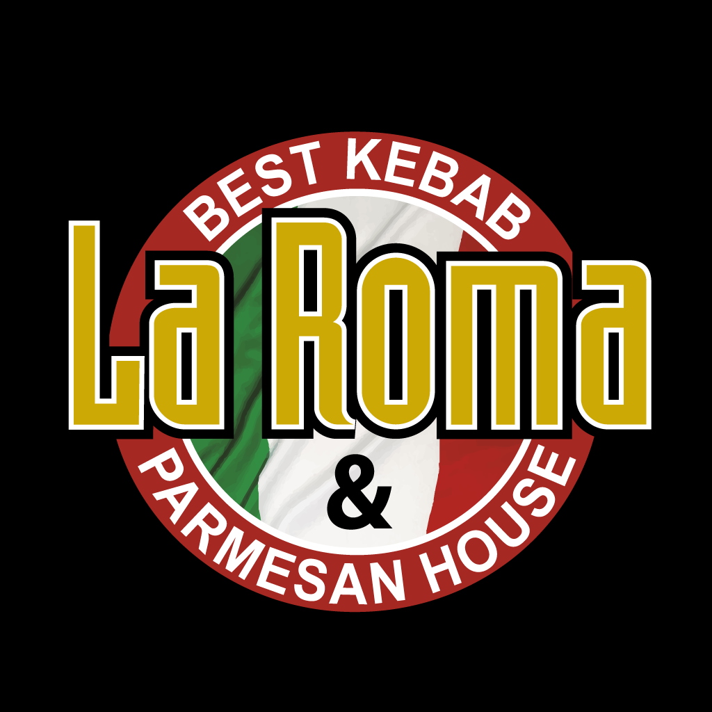 La Roma Online Takeaway Menu Logo