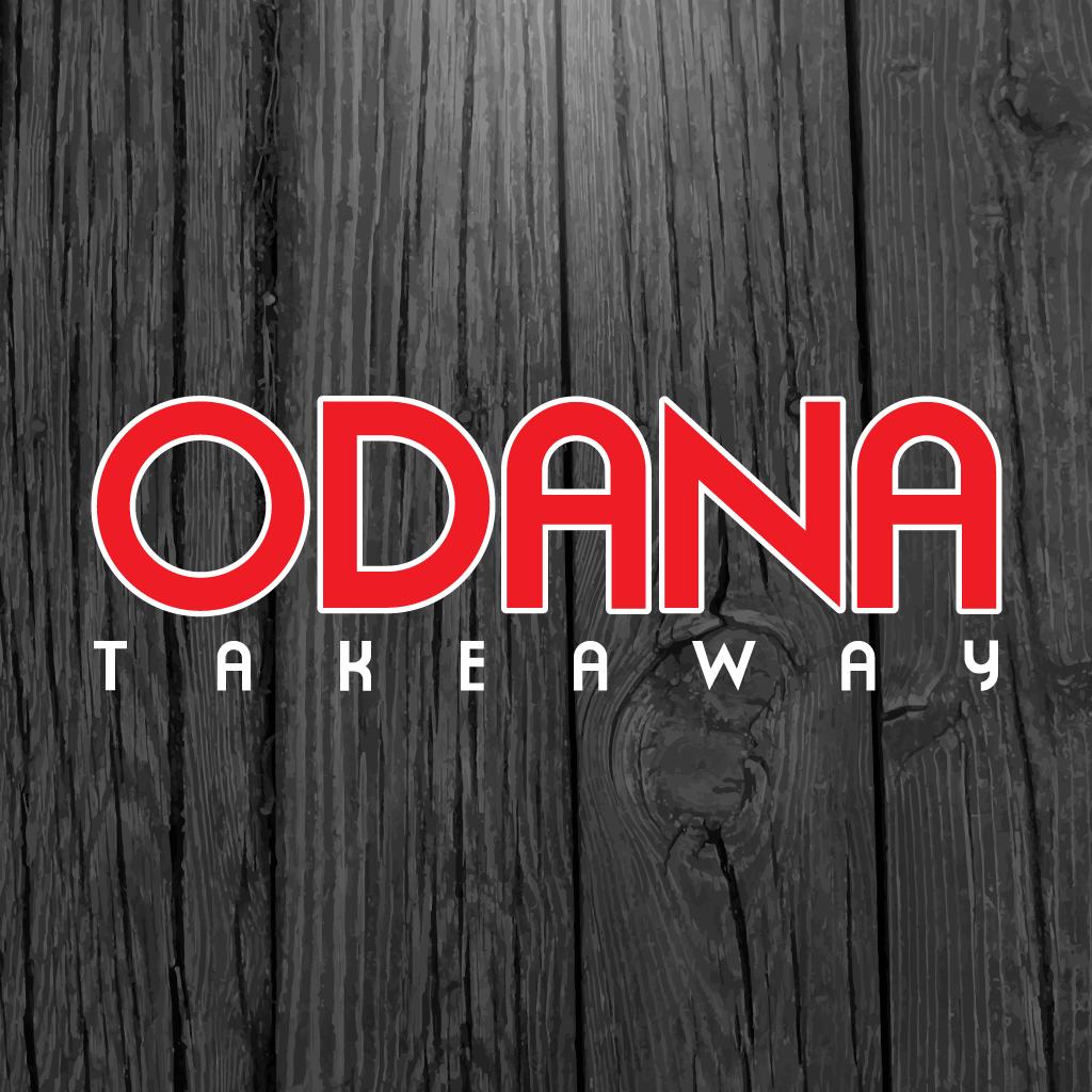 Odana Takeaway Online Takeaway Menu Logo
