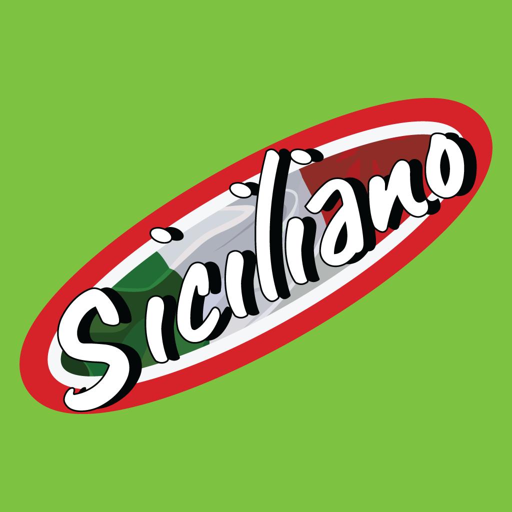 Siciliano Takeaway Logo