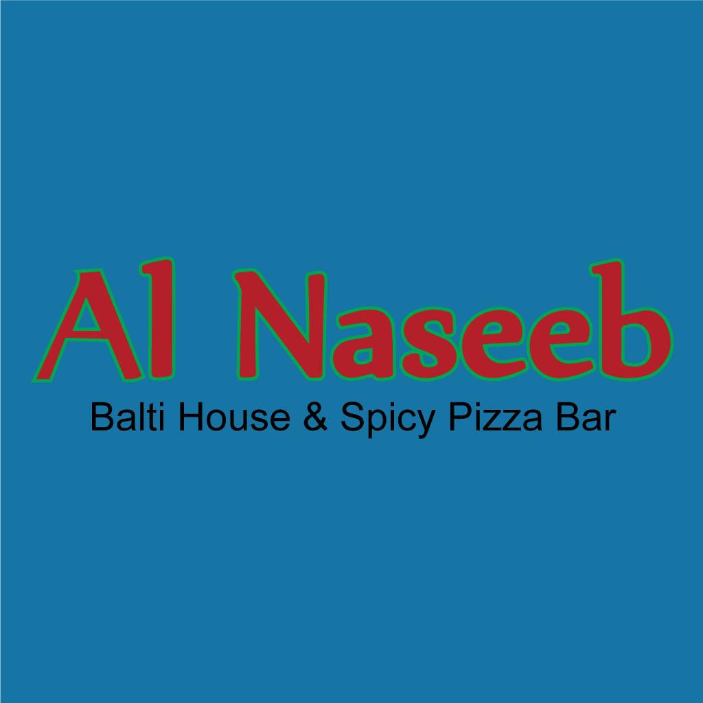 Al Naseeb Online Takeaway Menu Logo