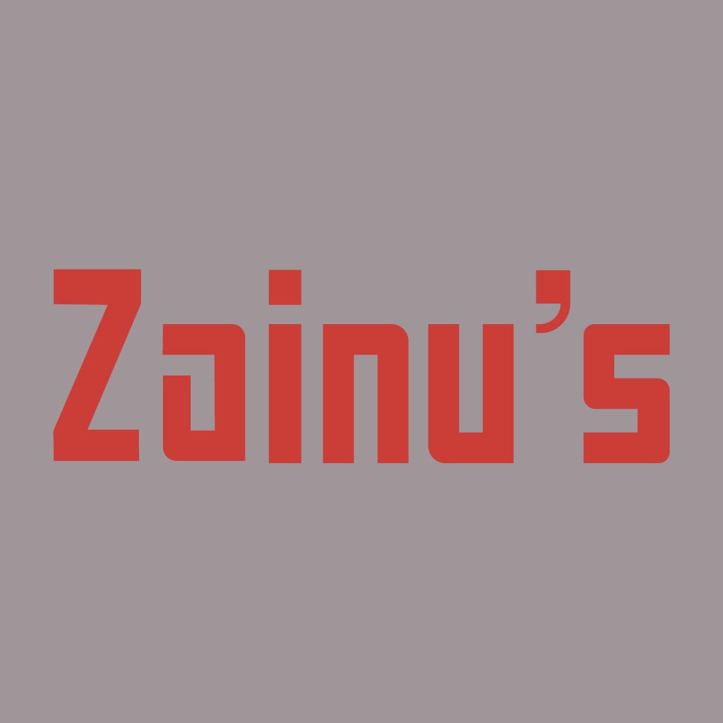 Zainu's Online Takeaway Menu Logo