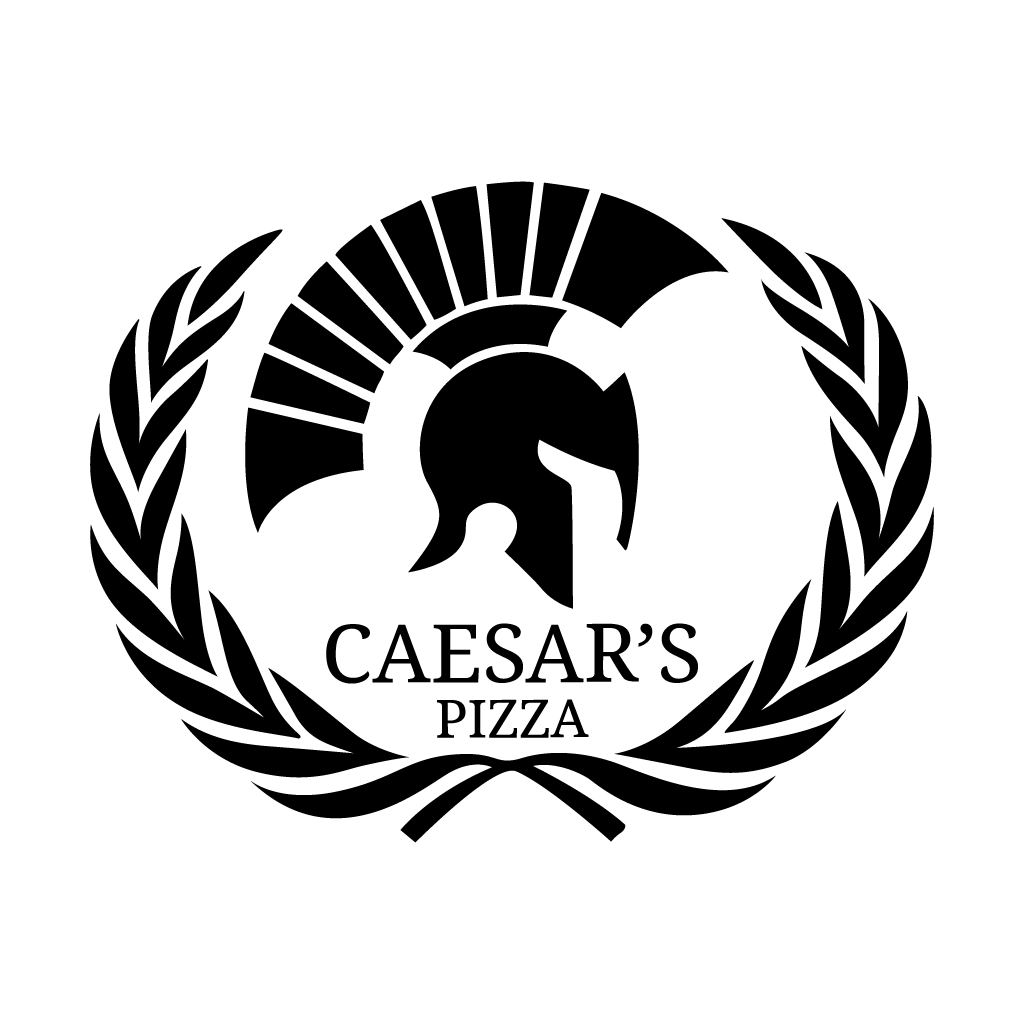 Caesars Pizza Takeaway Logo