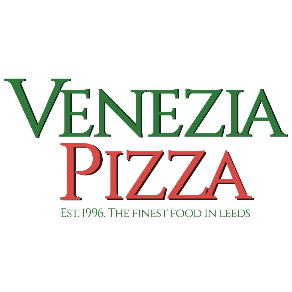 Venezia Pizza Online Takeaway Menu Logo