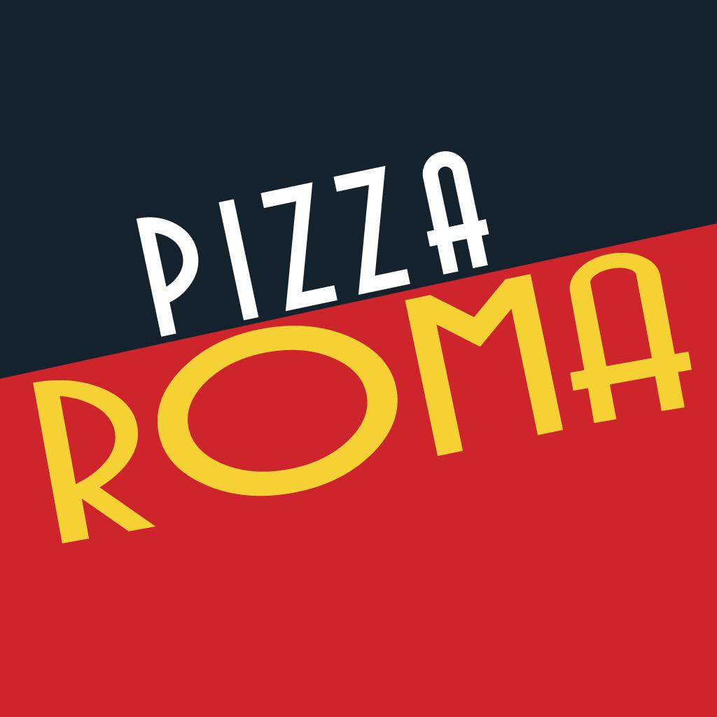Pizza Roma Online Takeaway Menu Logo