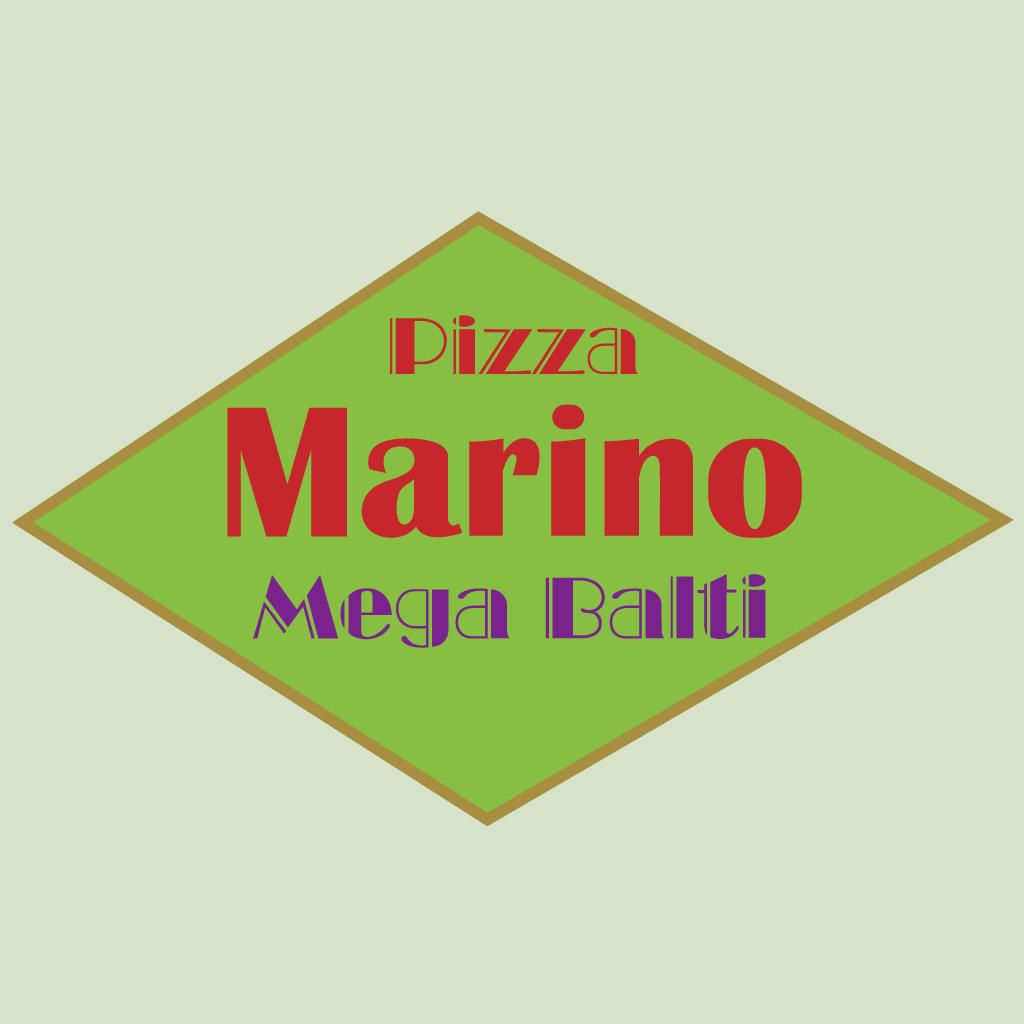 Pizza Marino Online Takeaway Menu Logo
