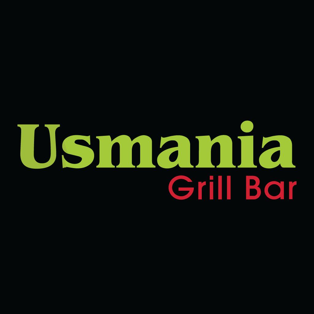 Usmania Grill Bar Online Takeaway Menu Logo