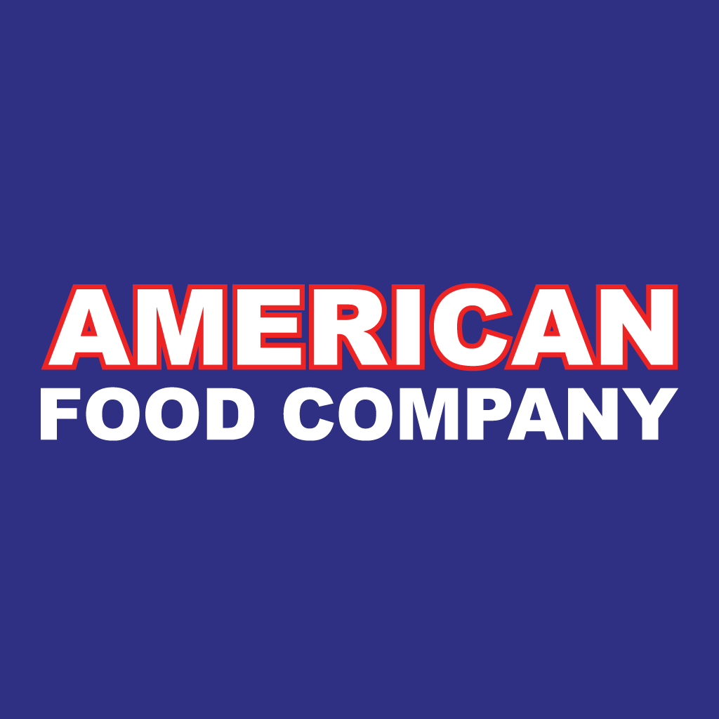 American Food Company Online Takeaway Menu Logo