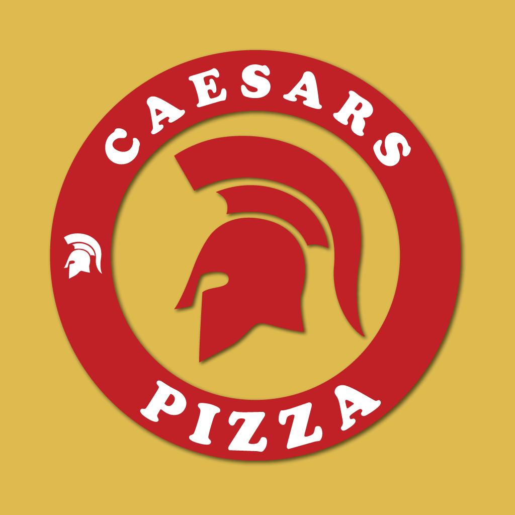 Caesars Online Takeaway Menu Logo
