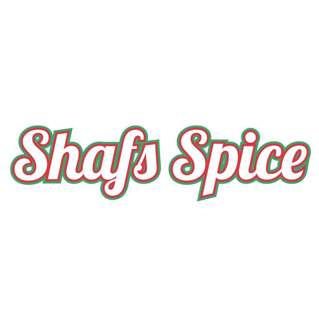 Shafs Spice Online Takeaway Menu Logo