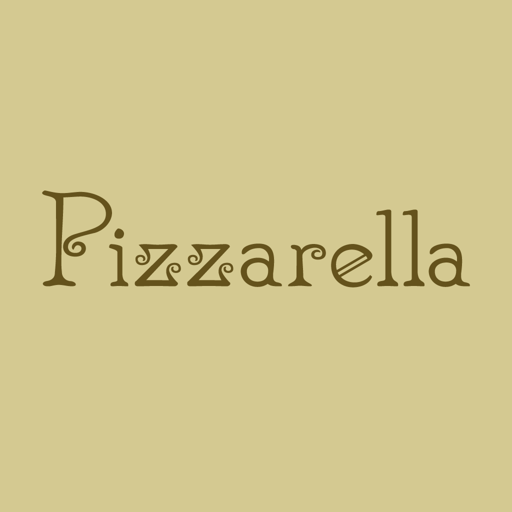 Pizzarella Online Takeaway Menu Logo
