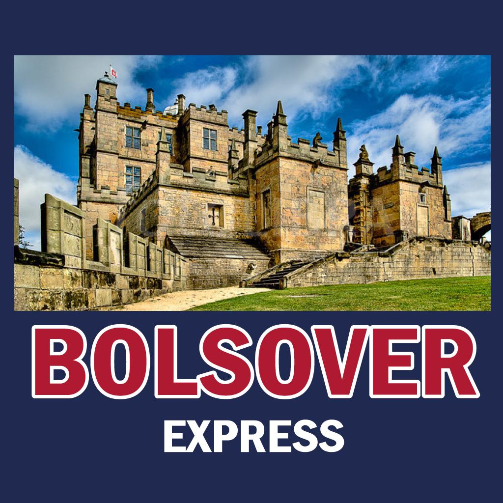 Bolsover Express Online Takeaway Menu Logo