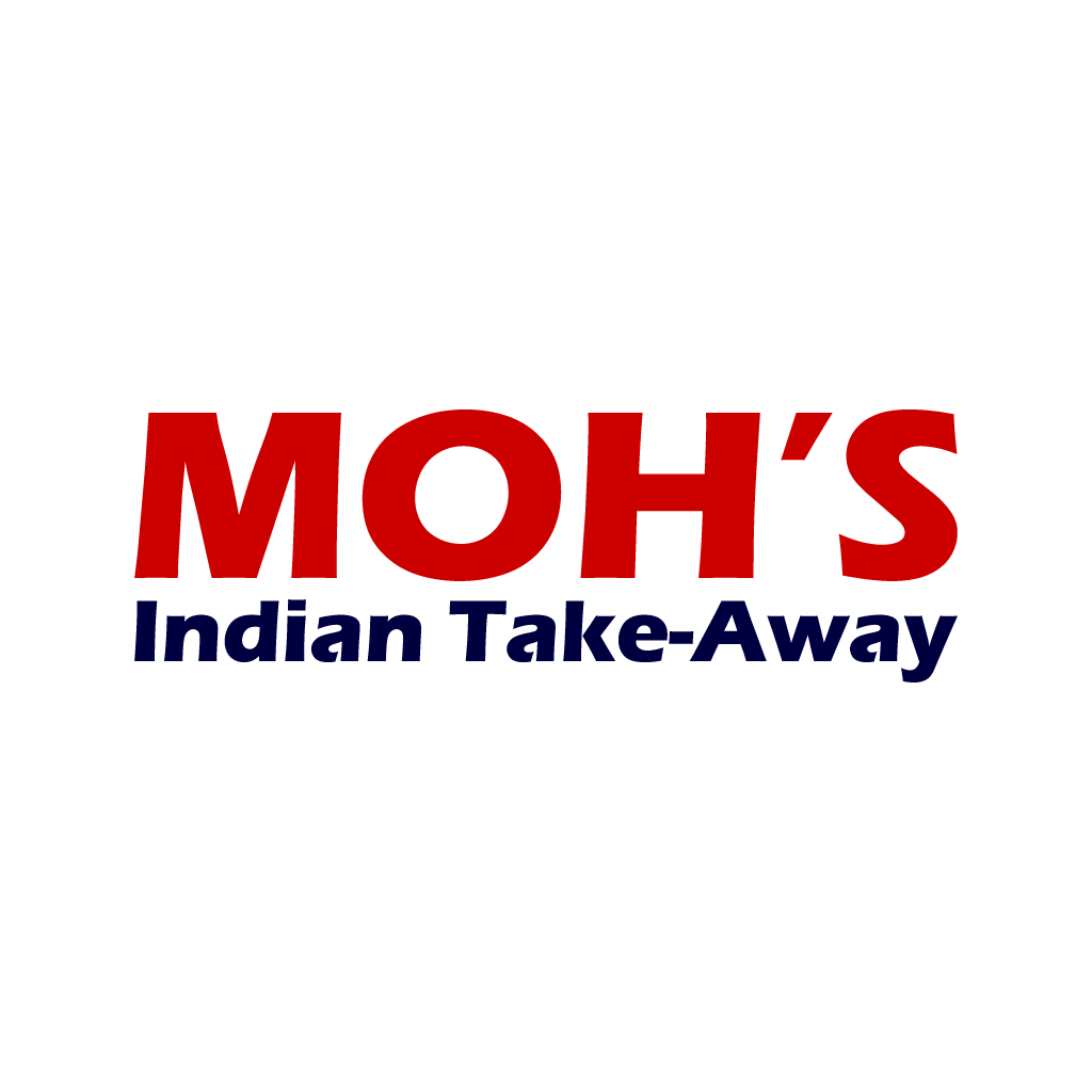 Moh's Indian Takeaway Online Takeaway Menu Logo