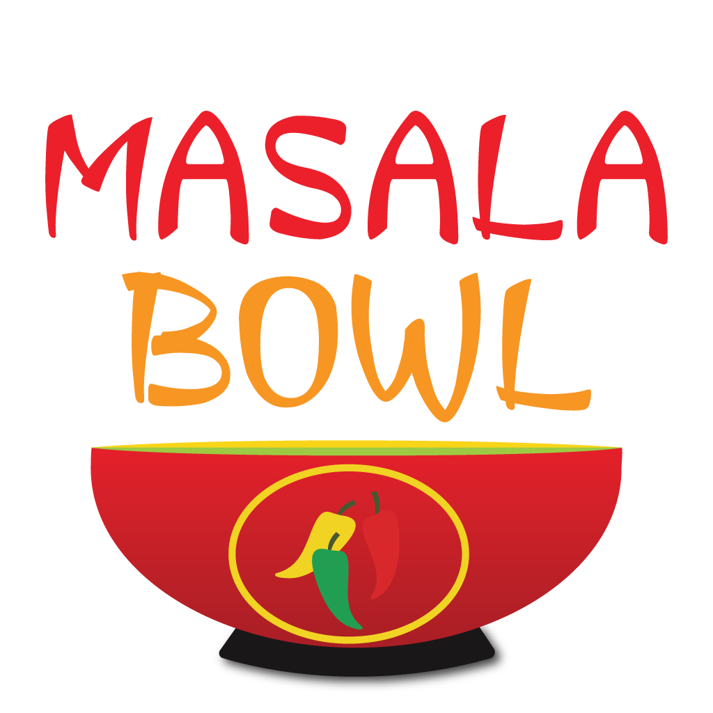 Masala Bowl Fast Food Online Takeaway Menu Logo