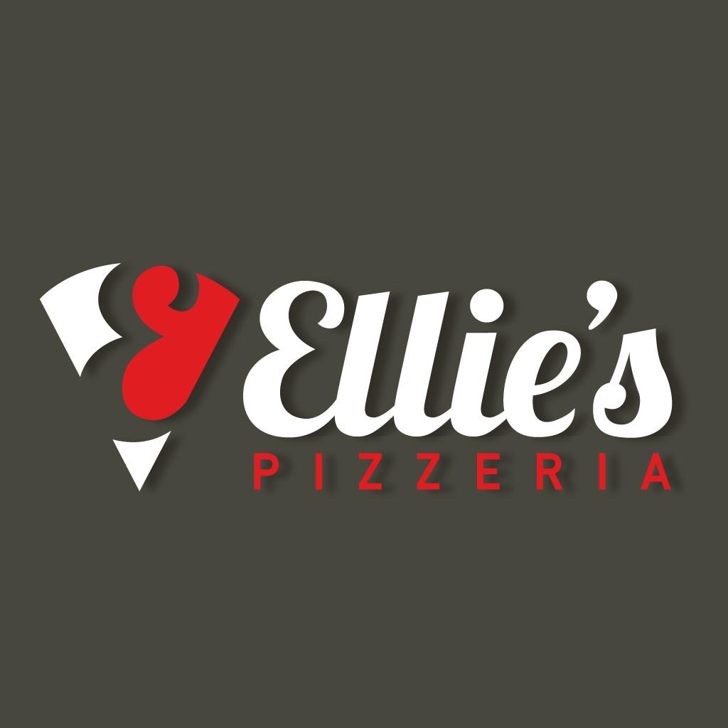 Ellie's Pizzeria Online Takeaway Menu Logo