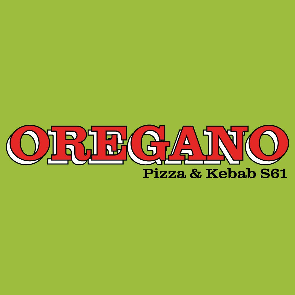 Oregano Pizza and Kebabs Online Takeaway Menu Logo
