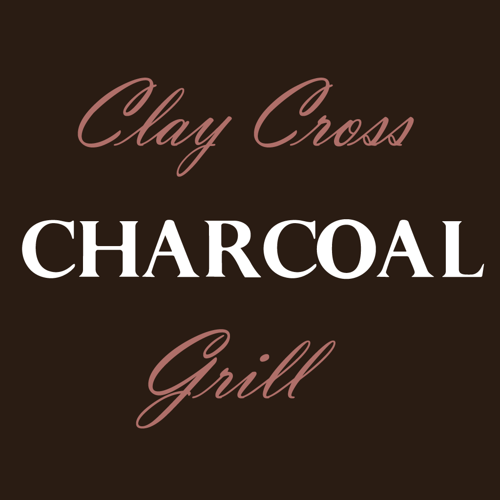Clay Cross Charcoal Grill  Takeaway Logo