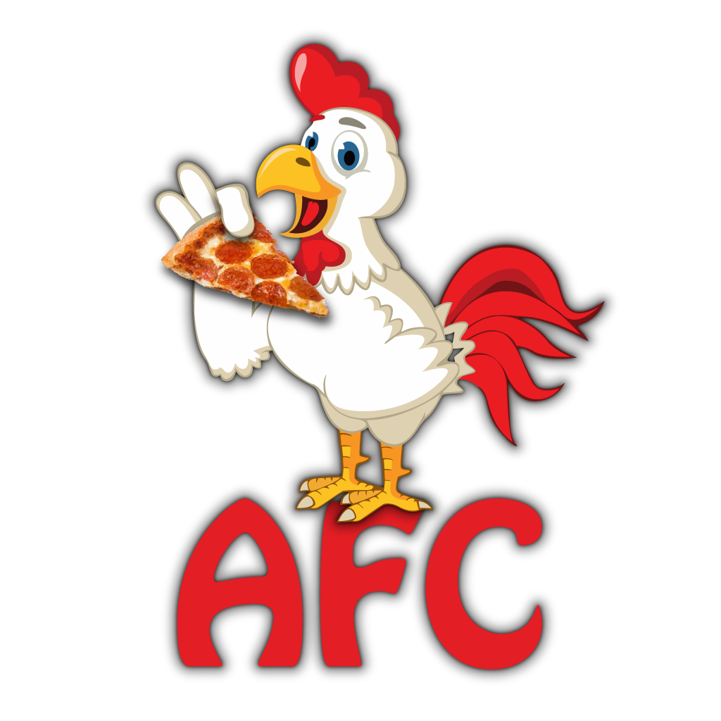AFC - American Fried Chicken Takeaway Logo