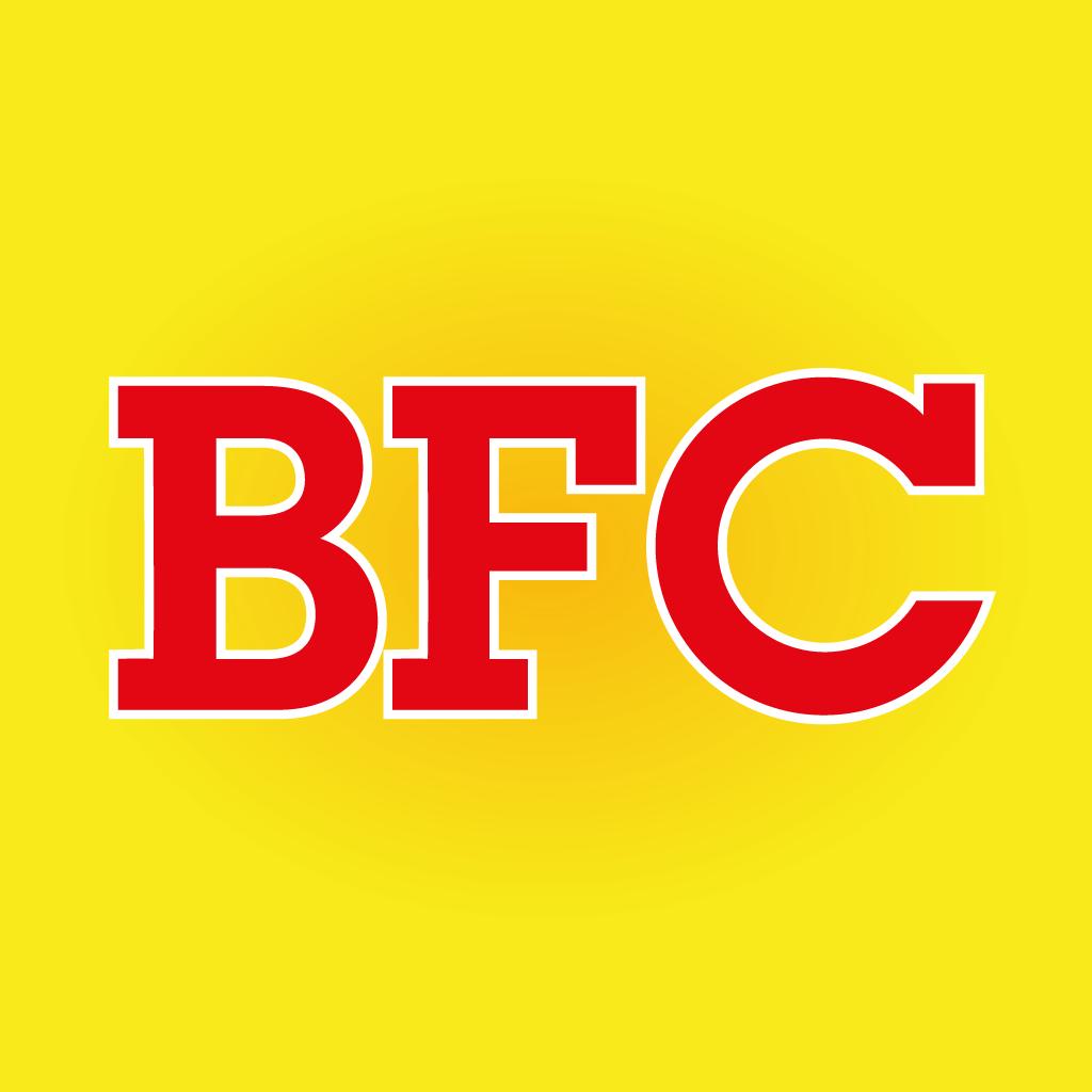 BFC Online Takeaway Menu Logo