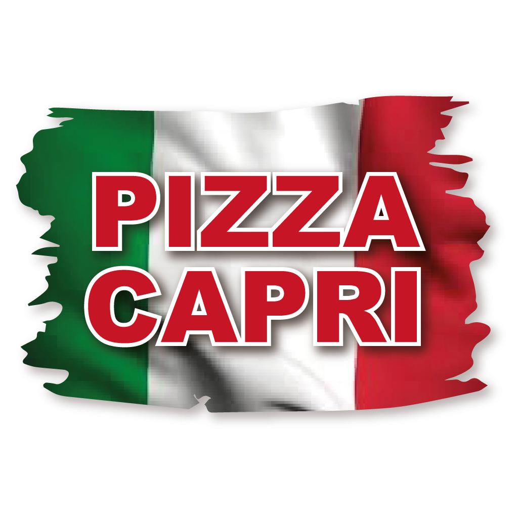 Pizza Capri Online Takeaway Menu Logo