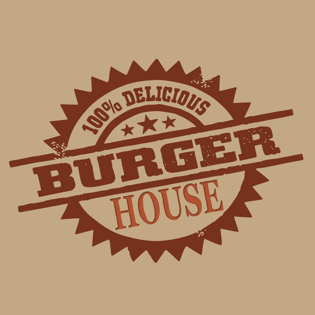 Burger House Online Takeaway Menu Logo