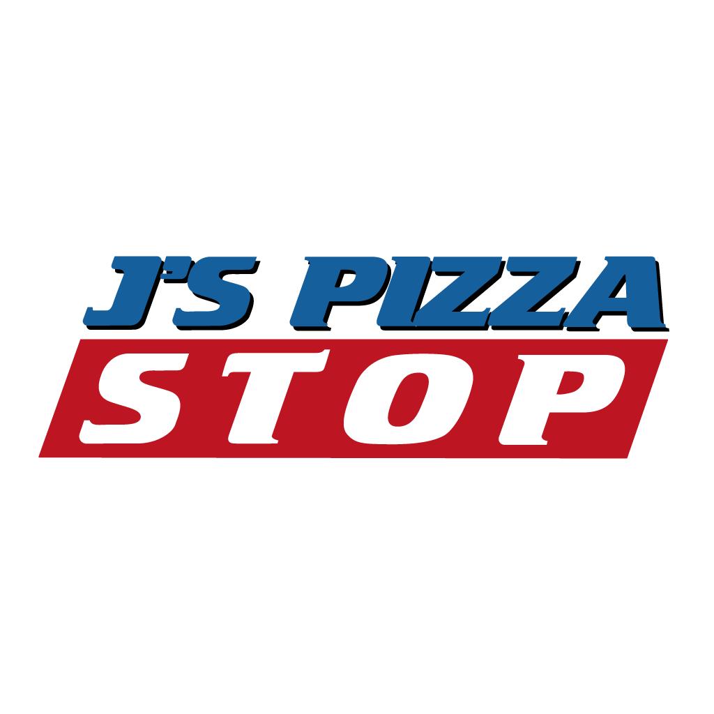 J's Pizza Stop  Online Takeaway Menu Logo