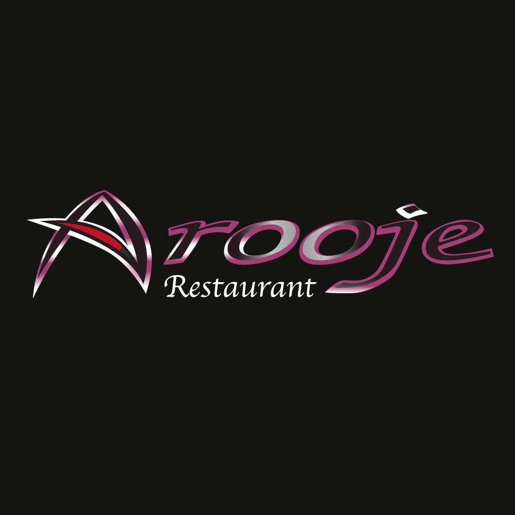 Arooje Restaurant Online Takeaway Menu Logo