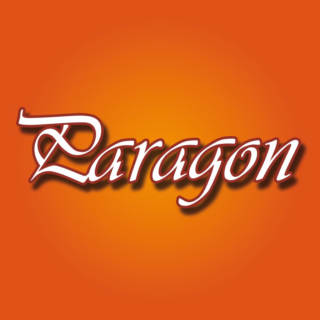 Paragon Online Takeaway Menu Logo
