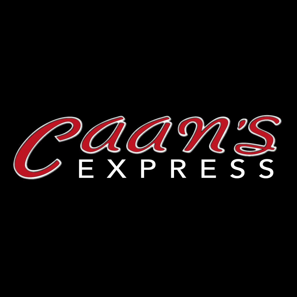 Caan's Express Online Takeaway Menu Logo