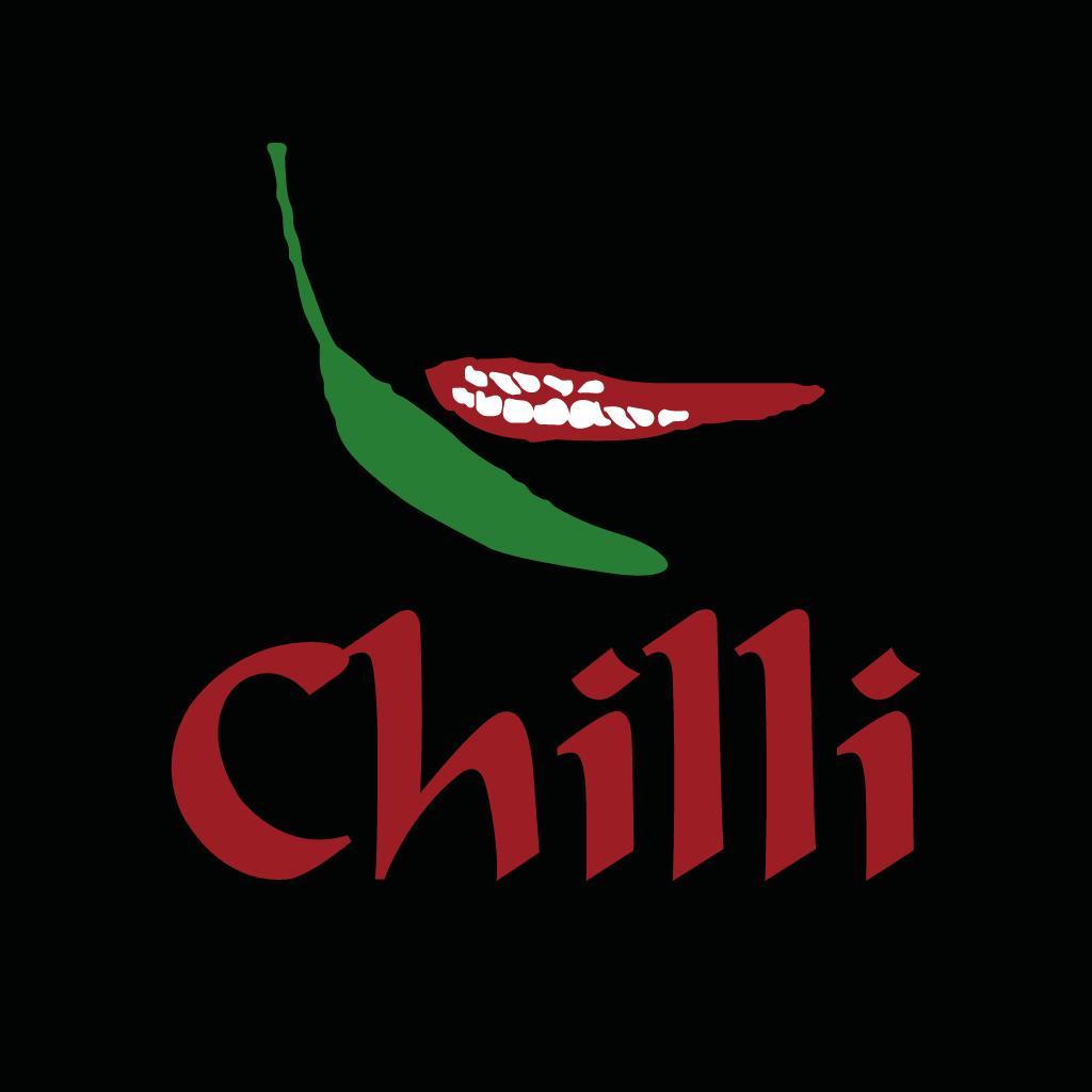 Chilli Indian Takeaway Takeaway Logo