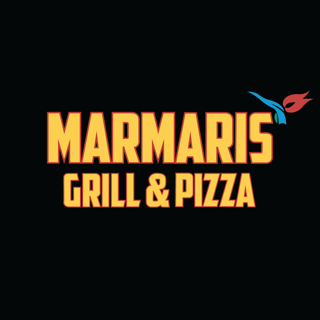 Marmaris Grill & Pizza Online Takeaway Menu Logo