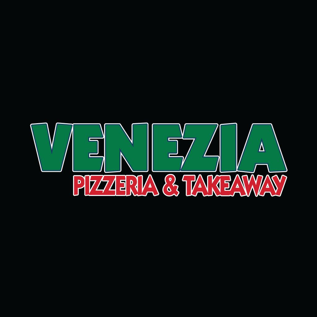 Venezia Pizzeria Online Takeaway Menu Logo
