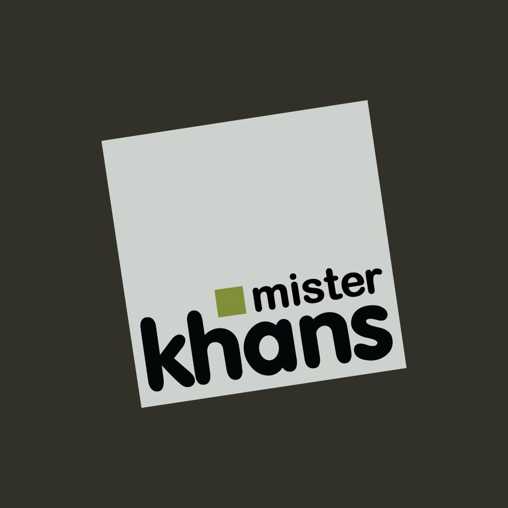 Mister Khans Online Takeaway Menu Logo