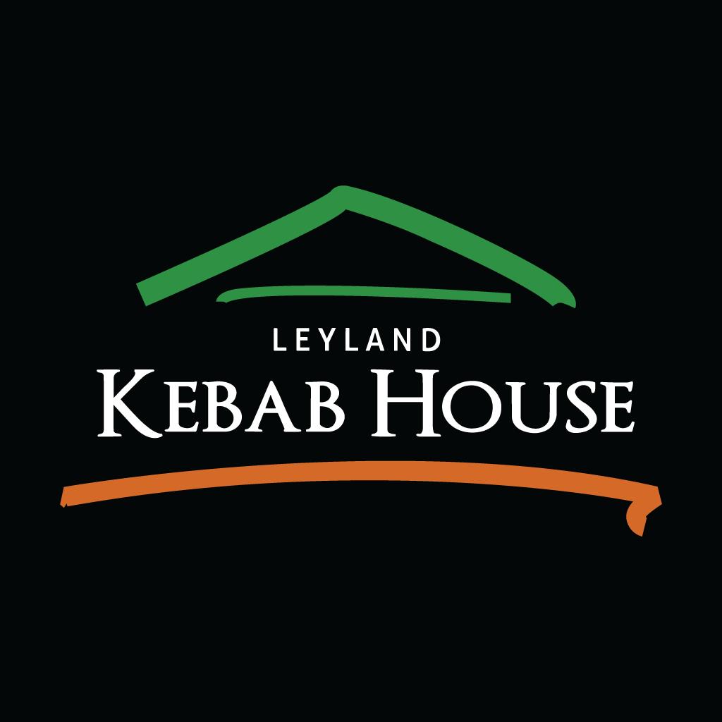 Leyland Kebab House Takeaway Logo
