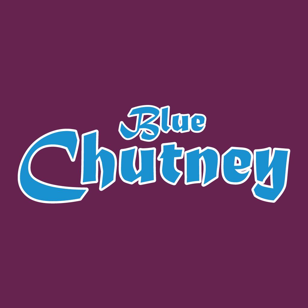 Blue Chutney Online Takeaway Menu Logo