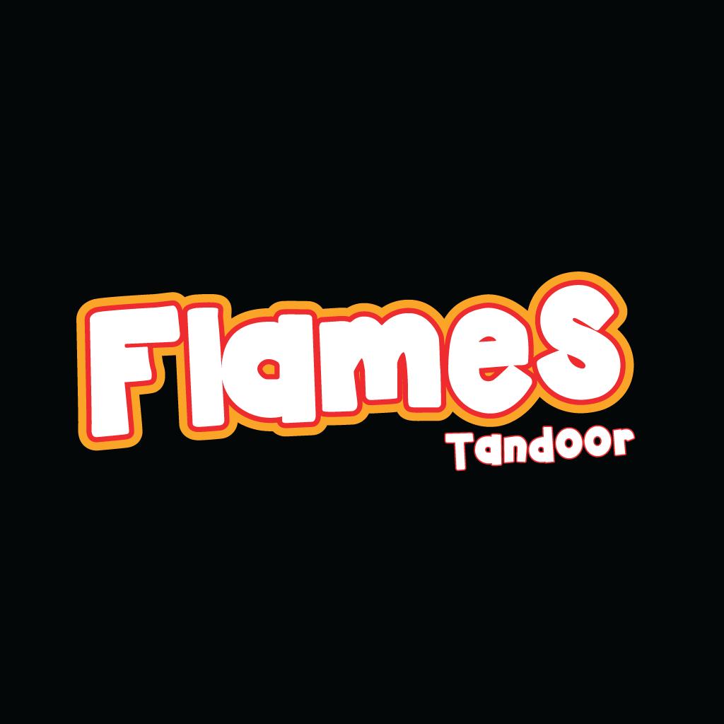 Flames Tandoor Online Takeaway Menu Logo