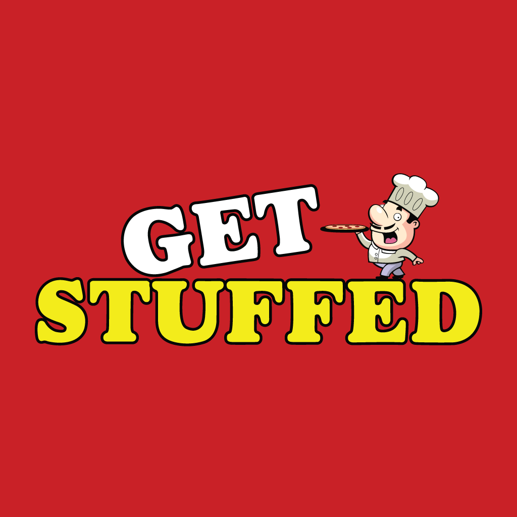 Get Stuffed Online Takeaway Menu Logo