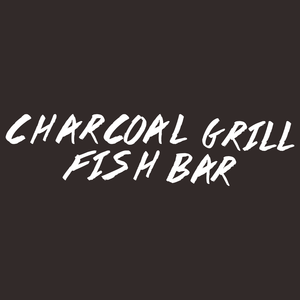 Charcoal Fish Bar Online Takeaway Menu Logo