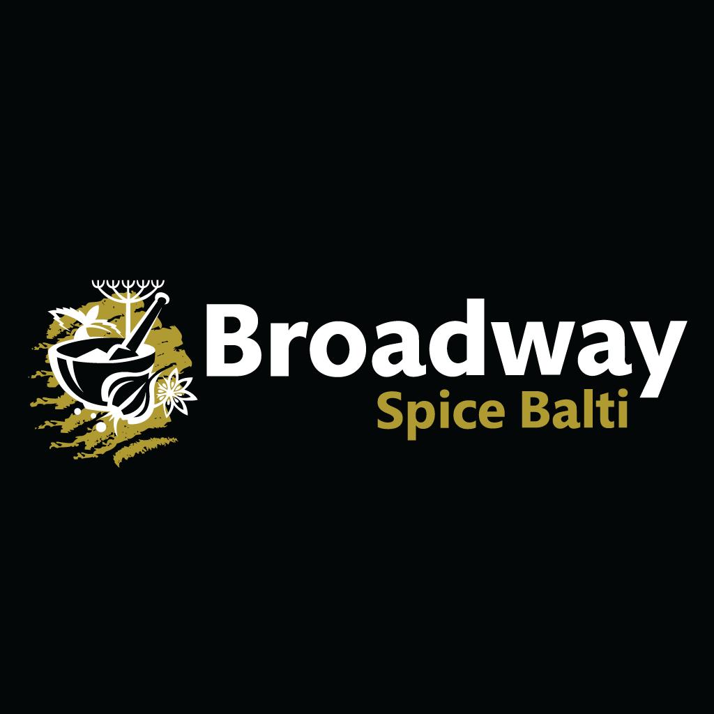 Broadway Spice Balti Online Takeaway Menu Logo