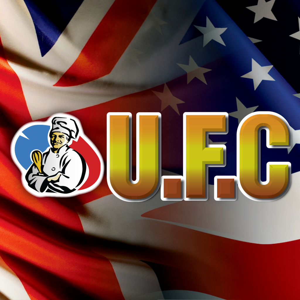 United Fried Chicken Online Takeaway Menu Logo