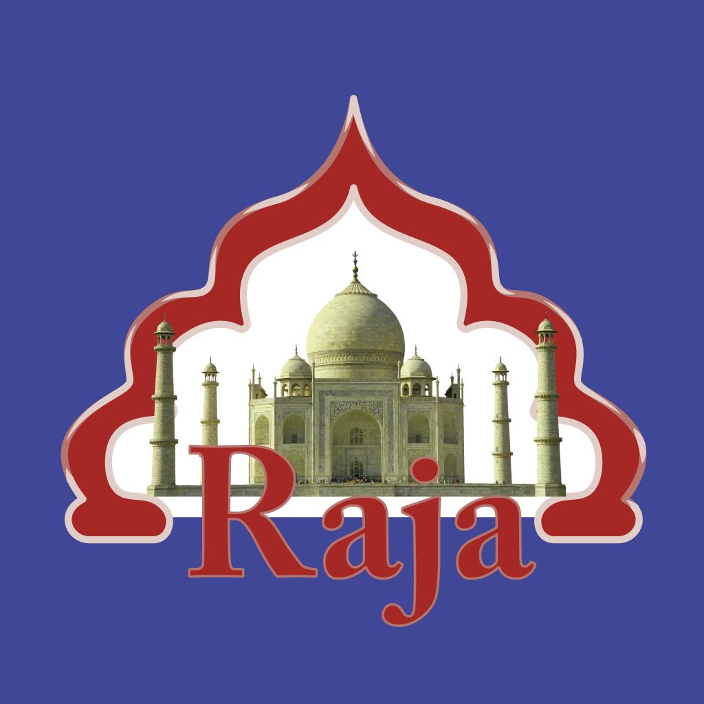 Raja Grill Online Takeaway Menu Logo