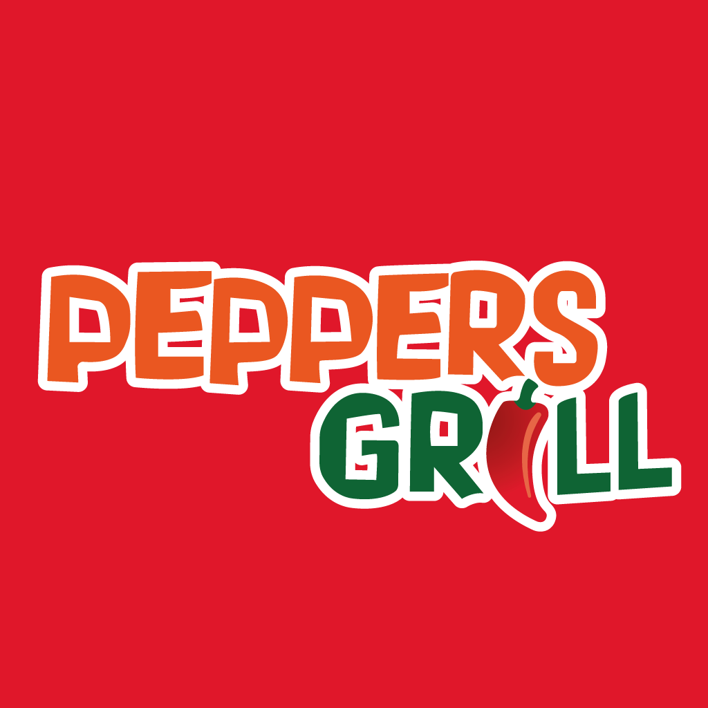 Peppers Grill Online Takeaway Menu Logo