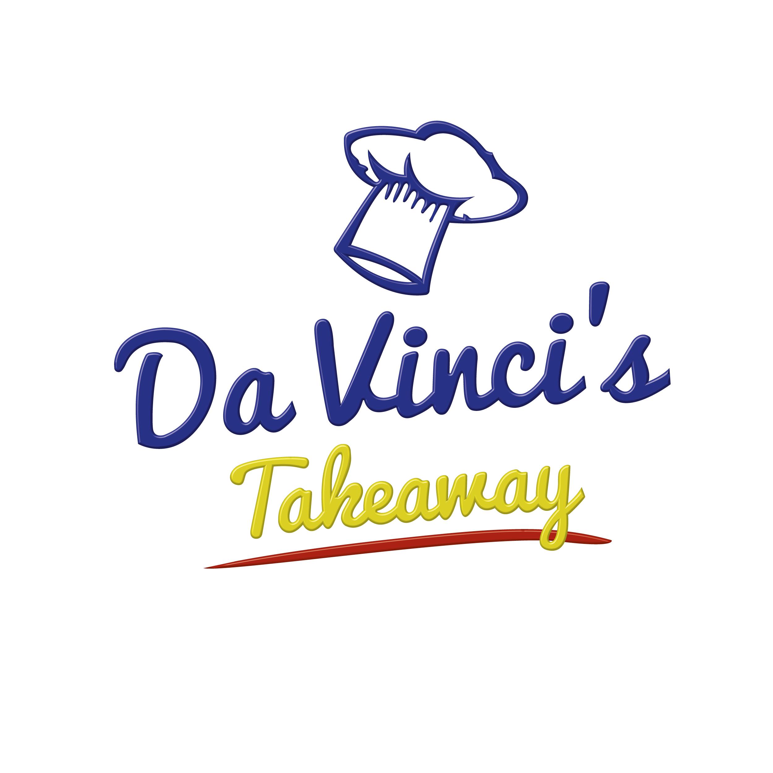 Da Vinci's Online Takeaway Menu Logo