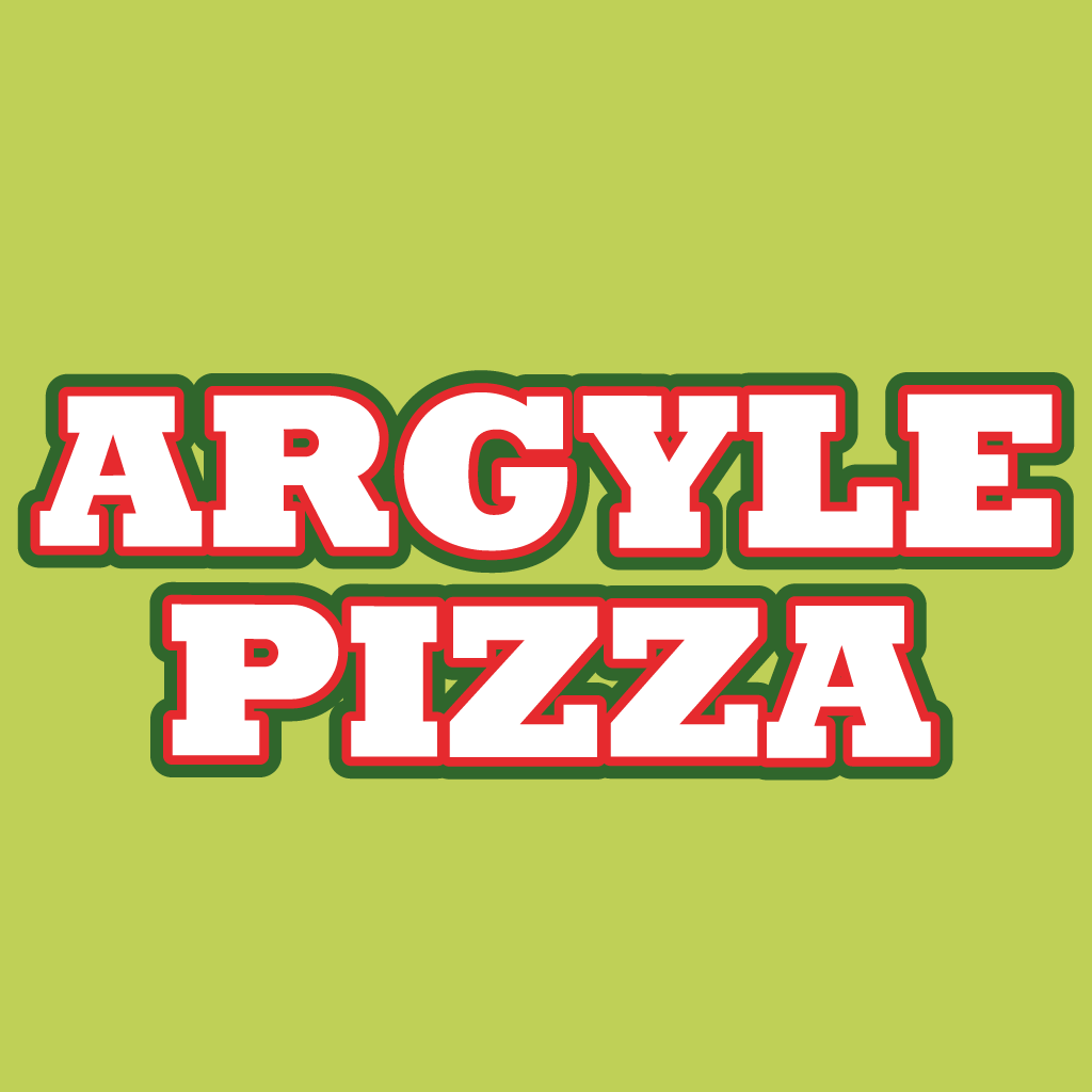 Argyle Pizza Online Takeaway Menu Logo